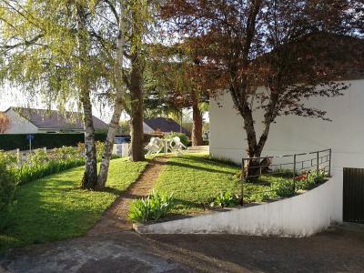 Pavillon sur sous sol avec garage sur 400 m² de terrain