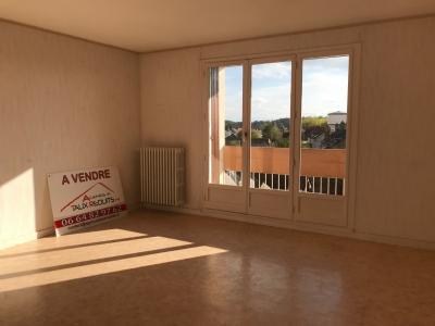 Appartement en résidence avec balcons et garage accès PMR