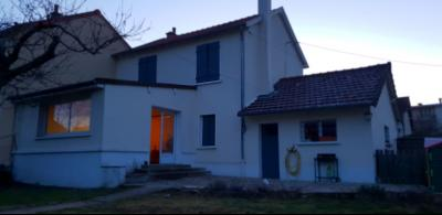 Pavillon Nevers, Jardin, Garage, 3 chambres 95 m2