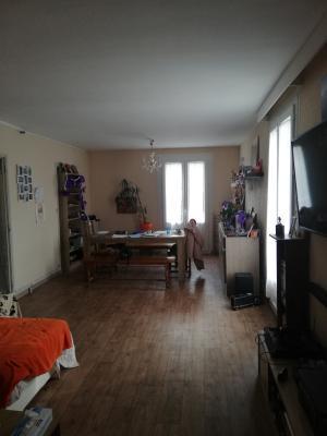 Vente SAUVIGNY LES BOIS, MAISON DE VILLE 140 m² - 7 pièces