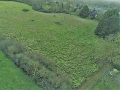 Parcelle de terrain de 1 hectare a lotir