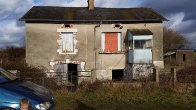 Maison de Campagne à Rénover
