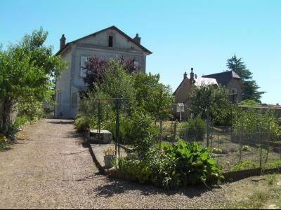 Maison ancienne rénovée Pouilly