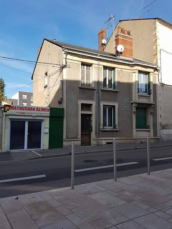Appartement Centre de Nevers Sans charge Copro possibilité d'agrandir