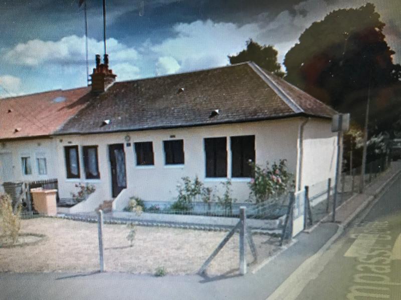 Maison de plain pied 80 m² avec terrain clos