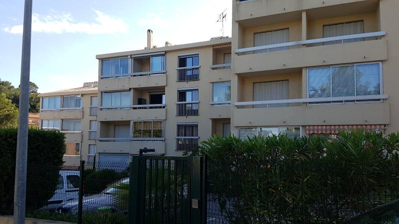 Appartement, terrasse et parking