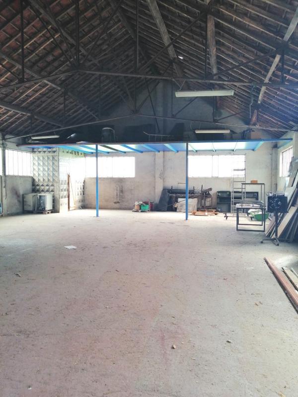 Atelier 600 m2 Nevers