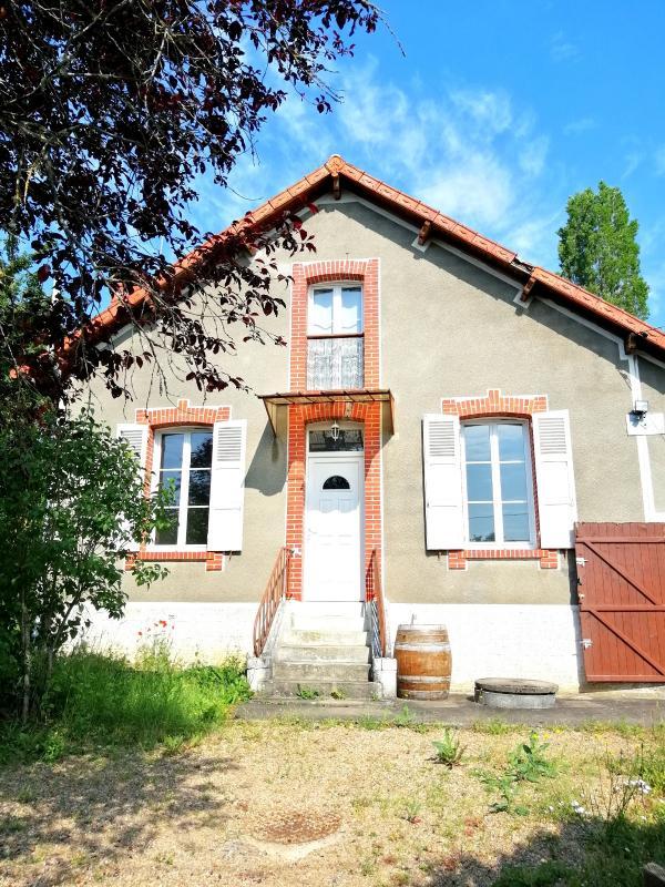Bannay maison ancienne rénovée 130 m2