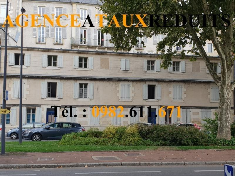 Location NEVERS, APPARTEMENTS 50 m² - 2 pièces