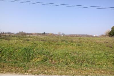 Beaupont - A vendre terrain à construire - 1 584 m²