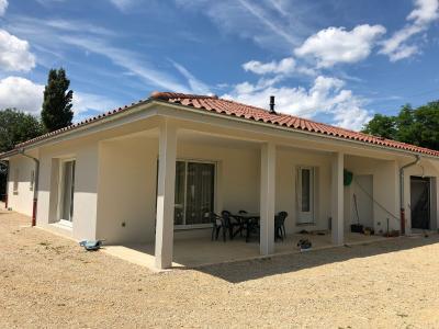 Ceyzériat - A vendre villa de 2016 - 133 M²