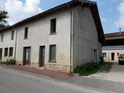 Saint Jean sur Reyssouze - A vendre maison village