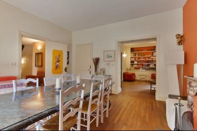 Montrevel en bresse - A vendre maison bourgeoise de 350 m² hab - Terrain clos avec piscine 1200 m²