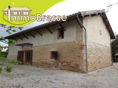 Romenay - A Vendre Ferme 153 m²