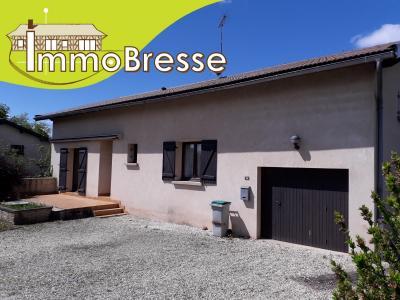 Foissiat - A Vendre Maison 120 m²