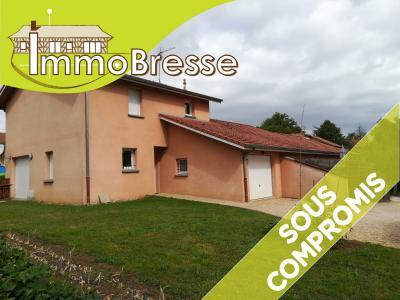 Montrevel En BRESSE - A Vendre Villa 110 m²
