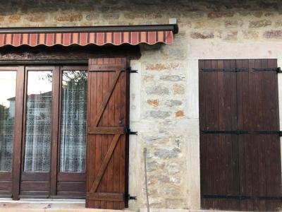 Cormoz - A vendre centre du village - Fermette