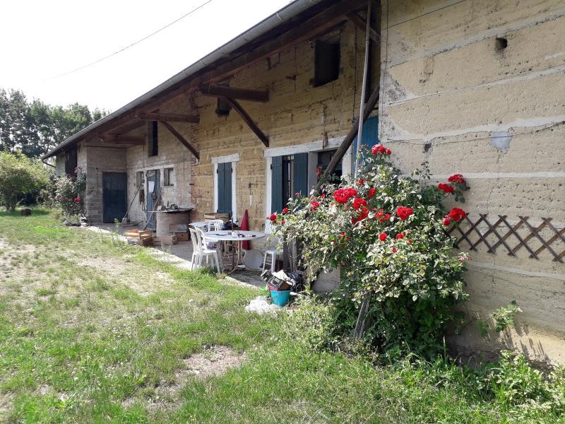 Saint Jean sur Reyssouze - A vendre Ferme 95 m² habitables - Terrain de 1 hectare