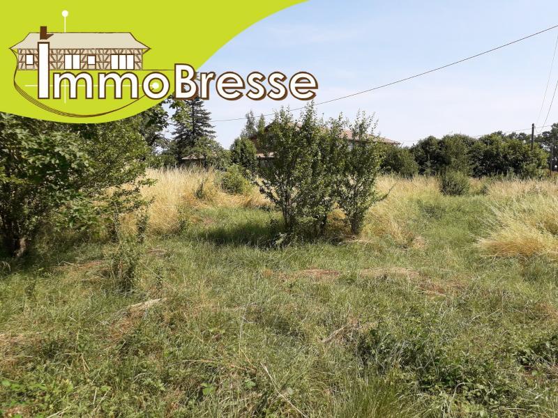 Bagé Le Chatel - A Vendre Terrain 700 m²