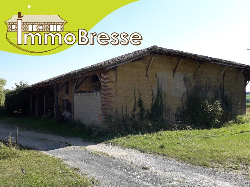 St Etienne sur Reyssouze - A vendre Ferme à rénover