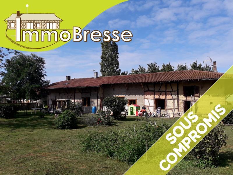 ST Nizier Le Bouchoux - A Vendre Ferme 180 m²