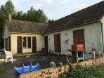 Vente  maison de plain-pied  T4 sur  8944m² de terrain Briare 45 Loiret