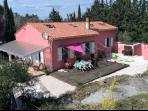 Vente  Villa T 5 au calme sur 4 000 m² avec piscine Tourves  83 VAR