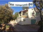 Vente  avec vue exceptionnelle Villa Bras 83 var