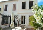 Vente St Mandrier, au coeur du centre ville, maison de maître  T4 avec jardin de 150 m2, garage, ,
