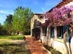 Vente JOUQUES, villa T9 sur 4214 m², piscine, garage, , Bouches du Rhône 13.