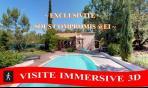 Vente EN EXCLUSIVITE ! VILLA T5 110 M² TERRAIN 1850 M² BRAS. VISITE IMMERSIVE 3D SUR NOTRE SITE WEB.