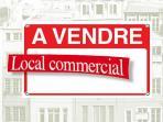 Vente Six-Fours les Plages, Centre ville, Local commercial 77 m2, parking privé, , Var 83
