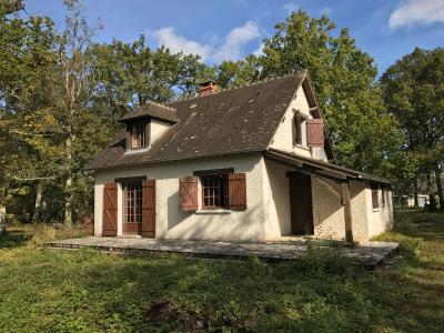 A Vendre maison type 5 sur 2400 m� de terrain Montargis 45 Loiret