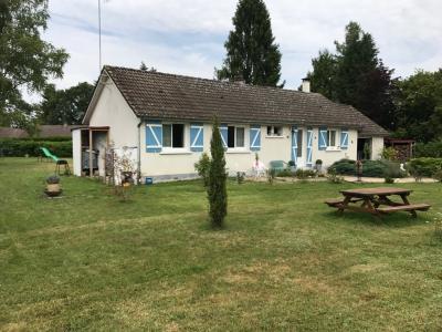 A Vendre maison plain pied T4 sur un terrain de 1760 m� Montargis 45 Loiret