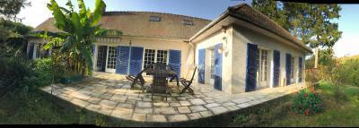 A Vendre maison plain-pied type 5 de 130m� sur 2700m� de terrain Gien 45 Loiret