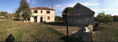 A Vendre 2 maisons type 4+2 de 160 m2 sur 1,8 hectares Briare 45 Loiret