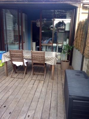 Bandol,Appartement T2 en duplex avec terrasse , place de parking � vendre, Var 83