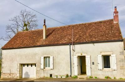 � Vendre maison type 3, garage, jardin 310m2, Gien 45 Loiret