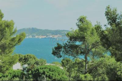 La Seyne sur Mer, Tamaris, Vue MER imprenable, T3 de 66.60 m2, Terrasse, A Vendre, Var 83