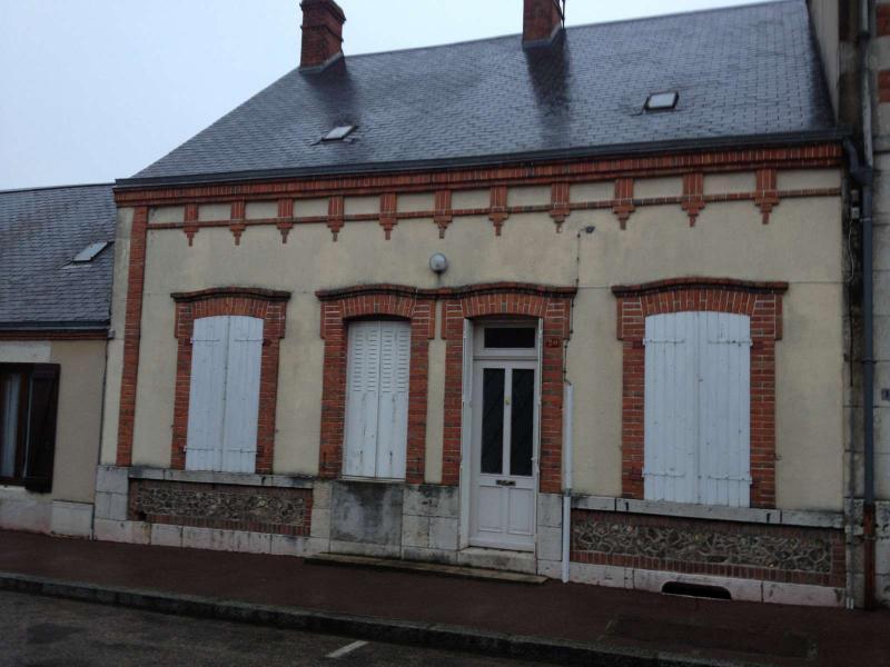 Vente  Maison de 100m² sur 128m² de jardin La Bussière 45 Loiret