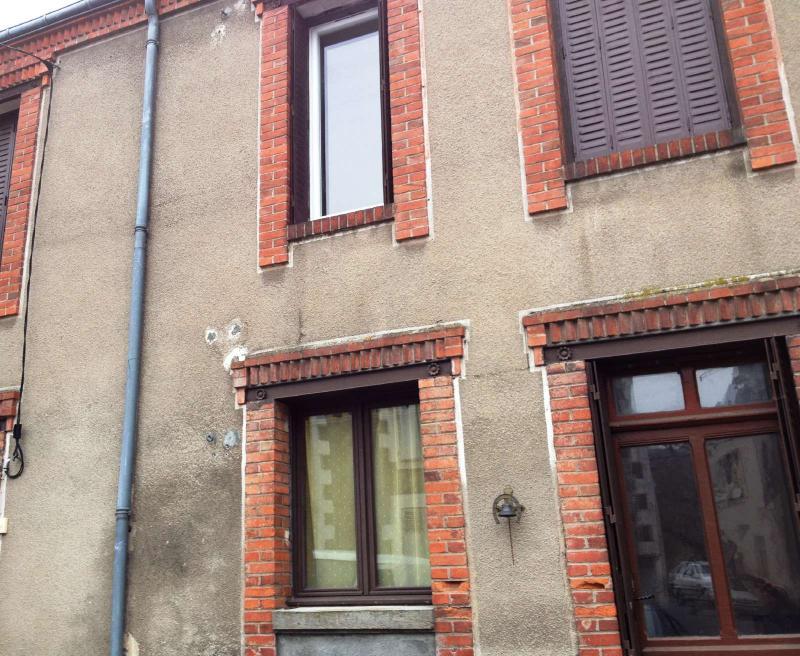 Vente  Maison de 75m² +garage+jardin Autry Le Châtel 45 Loiret