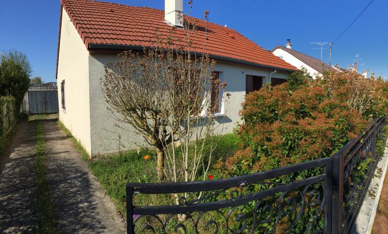 Vente  maison de plain-pied T4 rénovée sur 580 m² de terrain Montargis 45 Loiret
