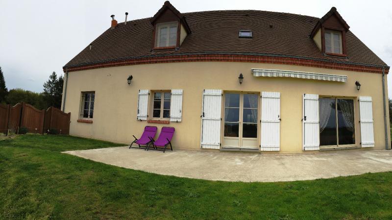 Vente  superbe propriété sur 5695m2 T8 Gien 45 Loiret