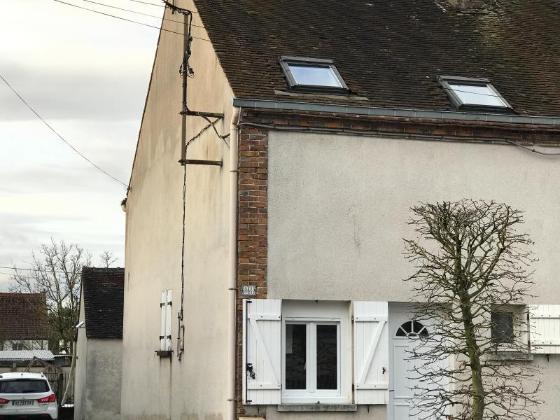 Vente  maison T3 à 2  pas de la gare sur 100m² de terrain garage cave Montargis 45 Loiret