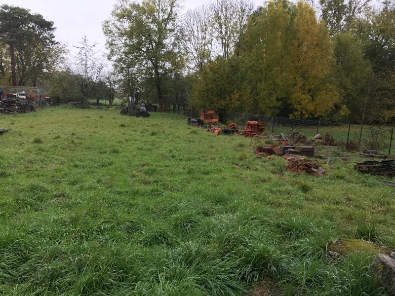 Vente  terrain constructible de 850 m² plat Gien 45 Loiret