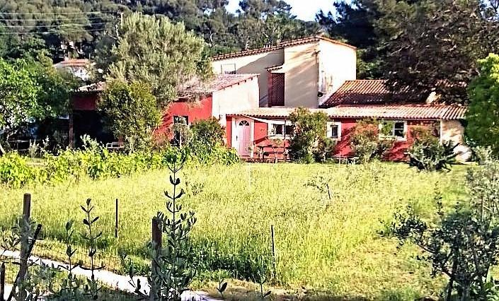 Vente Six Fours les Lones / Sanary, Maisonnette T3 de 51 m² sur un terrain de 241 m², , Var 83
