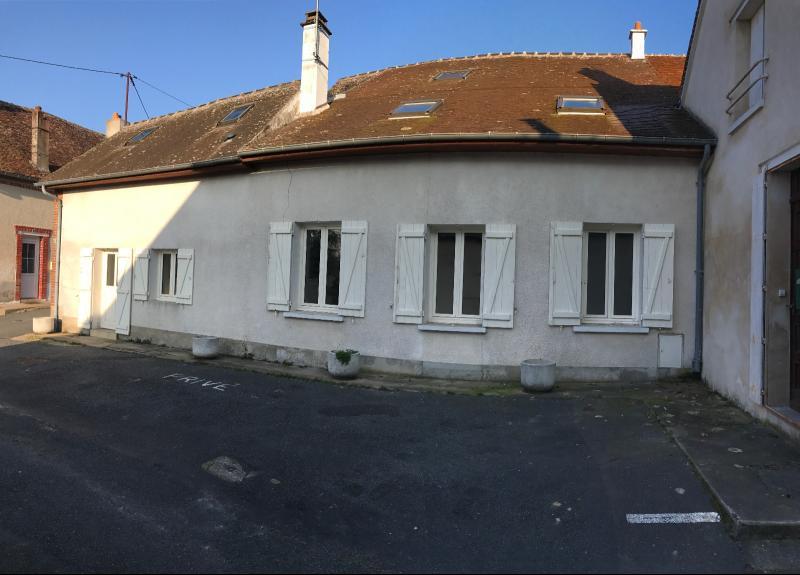 Vente  Maison T6 de 112m² + jardin de 483m²