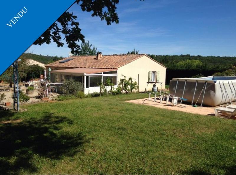 Vente , villa T6 sur 1400 m², garage, RIANS, Var 83.