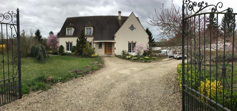 Vente  sublime propriété T 11 avec sous-sol total sur un parc de 4755 m² Montargis Loiret