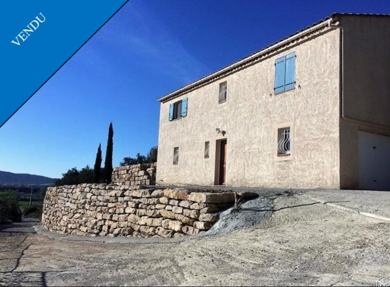 Vente Villa T4 avec vue dégagée garage sur 1117 m² STJULIEN VAR 83